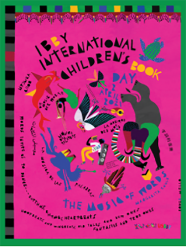 La journée internationale du livre pour enfants