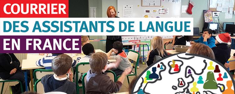 Bandeau courrier des assistants de français