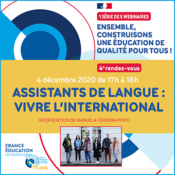 Assistants de langue : vivre l'international